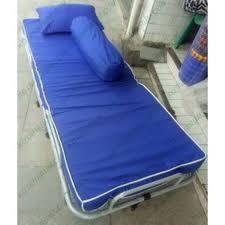 Tempat Tidur Besi Lipat jual folding bed foldingbed rangka besi ranjang besi lipat bandung
