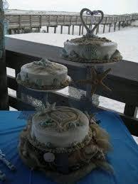61 dreamy beach wedding cakes weddingomania