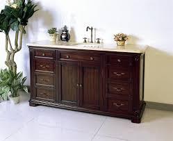 60 Single Bathroom Vanity The 60 Vanity Single Sink Bathroom Size U2014 The Homy Design