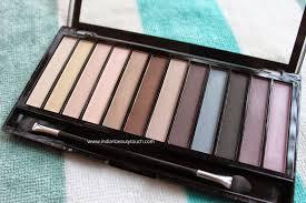makeup revolution london redemption palette essential mattes