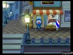 animal crossing city folk a trip to the city