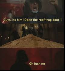 What You Gonna Do Meme - what are you gonna do about it sand boy meme by captainrex