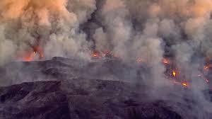 Wildfire Lompoc Ca by Santa Barbara County News Abc7 Com