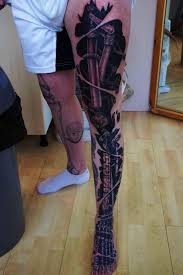 biomechanical tattoo for knee collection of 25 biomechanical eye knee tattoo design