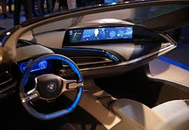 2016 bmw dashboard autonomous car breakthroughs to be featured at gadget show