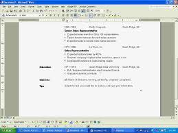 Simple Resume Creator by Basic Resume Creation Youtube