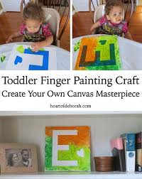 best 25 toddler canvas ideas on toddler arts and