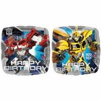 transformers party supplies transformers birthday party theme