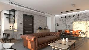 urban modern interior design nm architects urban modern apartment design for housing development