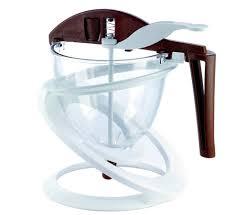 entonnoir de cuisine entonnoir à piston polycarbonate transparent