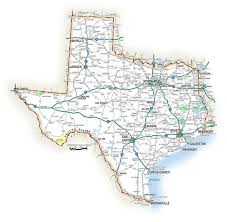 Tx County Map Highway Map Of Texas 21464 Aouo Us