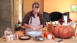 pottery barn thanksgiving how to make a thanksgiving pumpkin pie pottery barn youtube