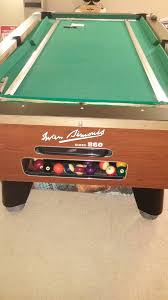 Valley Pool Table by Where Is The Model Number On My Valley Coin Operated Pool Table