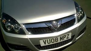 vauxhall vectra 2008 2008 vauxhall vectra 1 9 cdti sri 120 diesel manual silver youtube