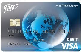 money cards visa travelmoney card aaa colorado