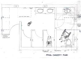 Public Toilet Floor Plan Commercial Bathroom Layout Dimensions Kahtany