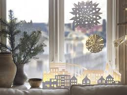 Christmas Decorations In White by Christmas Dreams In White And Gold Ikea Home