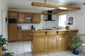 moderniser une cuisine cuisine rustique chene cuisine en chene massif moderne fabulous