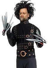 edward scissorhands costume edward scissorhands costume ebay