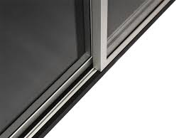 sliding glass cabinet door glass track doors