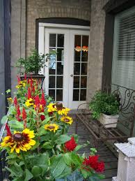 beautiful balcony garden for modern house and apartment classic