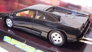 rare lamborghini scalextric c046 lamborghini diablo black very rare car brand