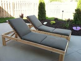 Outdoor Lounge Chair Patio Lounge Chair Diy Video And Photos Madlonsbigbear Com