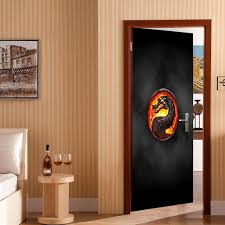 chinese door mural promotion shop for promotional chinese door