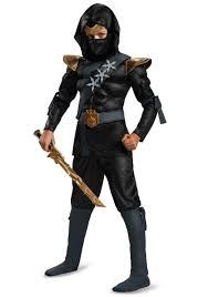 Halloween Costumes Teenage Guys Ninja Costumes Kids Ninja Halloween Costume