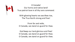 New Lyrics Singer At All Adds All Lives Matter To Canadian Anthem