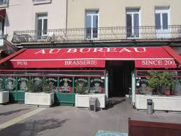 Au Bureau Bar à Grenoble Le Bureau Grenoble