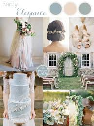 Rustic Wedding Earthy And Elegant Rustic Wedding In Dusty Blue And Taupe Hey