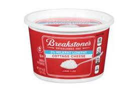 Calories In Lowfat Cottage Cheese by Breakstone U0027s Small Curd Low Sodium Cottage Cheese 16 Oz Tub