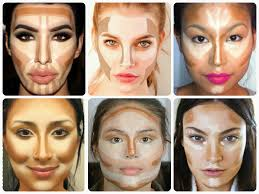 how to how to contour makeup step by step beautiful makeup