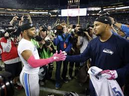 lions golden tate admits it means more to beat seattle seahawks