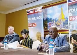 Seeking Uk Myanmar Seeks Uk Support To Upgrade Workforce The Myanmar Times