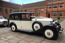 rolls royce vintage 1936 vintage rolls royce wedding car hire london elegance