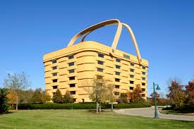 longaberger building no one will buy this building that looks like a basket