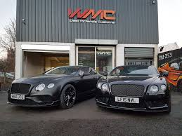 bentley wrapped wmc west midlands customs vehicle wrapping birmingham