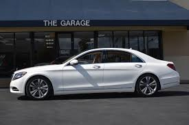 2014 S550 Interior 2014 Used Mercedes Benz S Class 4dr Sedan S550 Rwd At The Garage