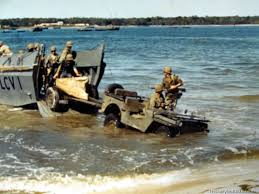 amphibious jeep ww2 world war ii in color amphibious assault training of the american