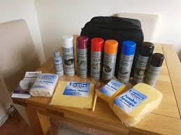 Upholstery Protection Safegard Scott Paint U0026 Upholstery Protection Kit In Carry Case