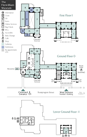 the fitzwilliam museum gallery guide and floorplan