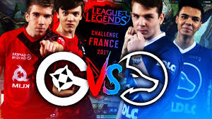 Challenge Origin Cast Solary Gamer S Origin Vs Ldlc Challenge 2017 3