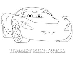 13 images disney cars holly coloring pages disney cars