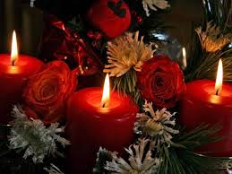 best homemade christmas candles decorated houses decorating