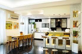 Modern Kitchen Dining Room Design Kitchen And Dining Room Designs For Small Spaces Modern Iagitos