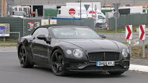 bentley sport coupe 2018 bentley continental gt gtc stalked at the nurburgring 29