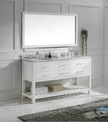 Double Bathroom Vanity 60 60 Inch Bathroom Vanity In Good Choice U2014 Rs Floral Design