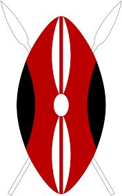 Images Kenya Flag File Flag Of Kenya Shield Svg Wikimedia Commons